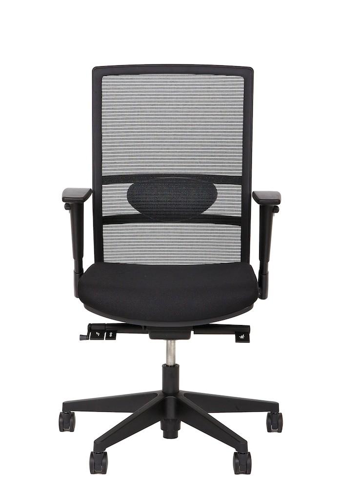 Fauteuil de bureau ergonomique quadra achat si ges - Housse pour fauteuil bureau ...