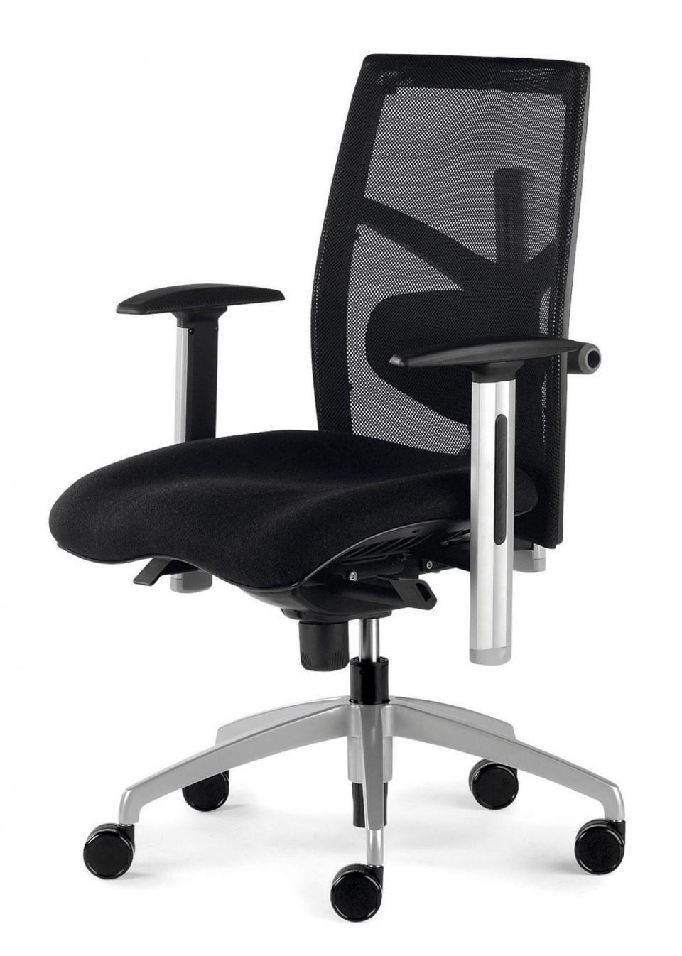 Fauteuil de bureau ergonomique stern achat si ges de - Siege de bureau confortable ...