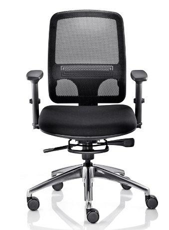 Fauteuil de bureau ergonomique sync achat si ges de for Norme ergonomique bureau
