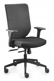 Sièges ergonomiques - Fauteuil de bureau ergonomique Trianon Tissu
