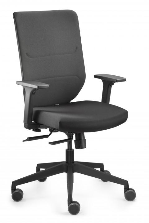 Fauteuil de bureau ergonomique Trianon Tissu