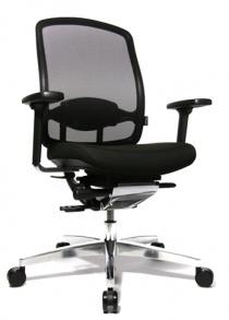 Sièges ergonomiques - Fauteuil de bureau haut de gamme Alumedic 5