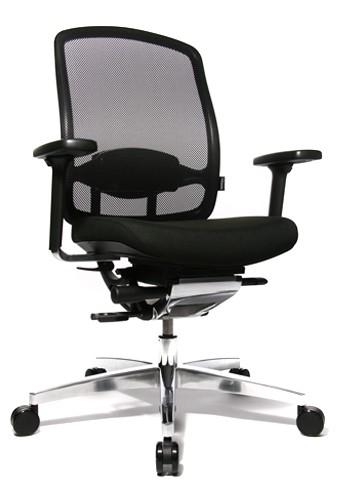 fauteuil de bureau haut de gamme alumedic 5 achat fauteuil de bureau luxe 579 00. Black Bedroom Furniture Sets. Home Design Ideas