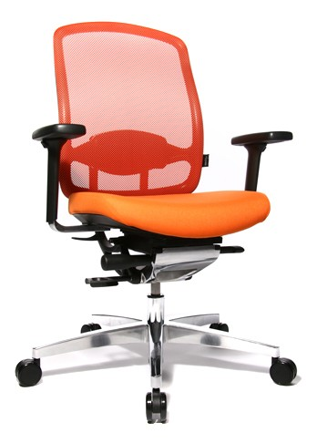 fauteuil de bureau haut de gamme alumedic 5 achat si ges. Black Bedroom Furniture Sets. Home Design Ideas