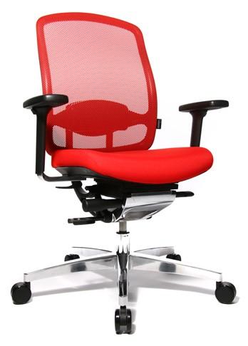 fauteuil de bureau haut de gamme alumedic 5 achat si ges ergonomiques 579 00. Black Bedroom Furniture Sets. Home Design Ideas