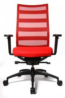 Sièges ergonomiques - Fauteuil de bureau Haut de gamme Ergo Médic 100-1