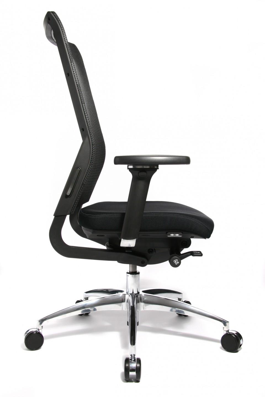 fauteuil de bureau haut de gamme ergo m dic 100 1 achat fauteuil de bureau luxe 548 00. Black Bedroom Furniture Sets. Home Design Ideas