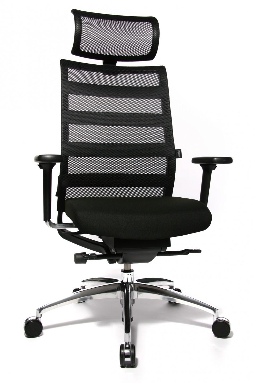 fauteuil de bureau haut de gamme ergo m dic 100 1 achat si ges de bureau 548 00. Black Bedroom Furniture Sets. Home Design Ideas