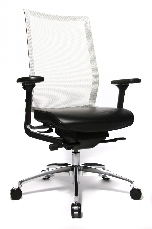fauteuil de bureau haut de gamme ergo m dic 100 2 achat si ges de bureau 588 00. Black Bedroom Furniture Sets. Home Design Ideas