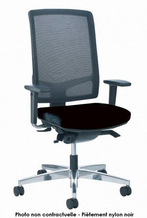 Siège de bureau ergonomique linéa Maille