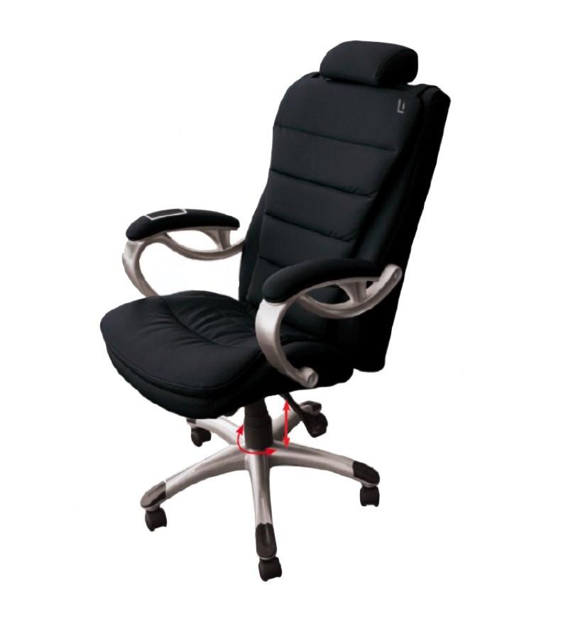 si ge de bureau massant achat si ges de bureau 499 00. Black Bedroom Furniture Sets. Home Design Ideas