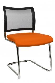 Sièges visiteurs et réunions - Chaise visiteur Color