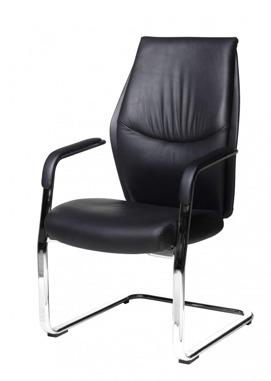 fauteuil visiteur cuir ere achat si ges visiteurs et. Black Bedroom Furniture Sets. Home Design Ideas