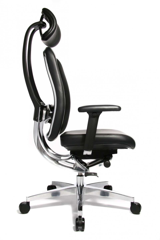 fauteuil de bureau cuir haut de gamme alum dic ltd s. Black Bedroom Furniture Sets. Home Design Ideas
