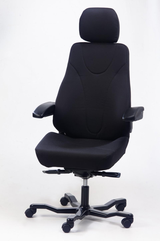 fauteuil de bureau ergonomique concerto. Black Bedroom Furniture Sets. Home Design Ideas