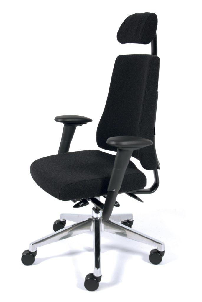 fauteuil de bureau ergonomique axia. Black Bedroom Furniture Sets. Home Design Ideas