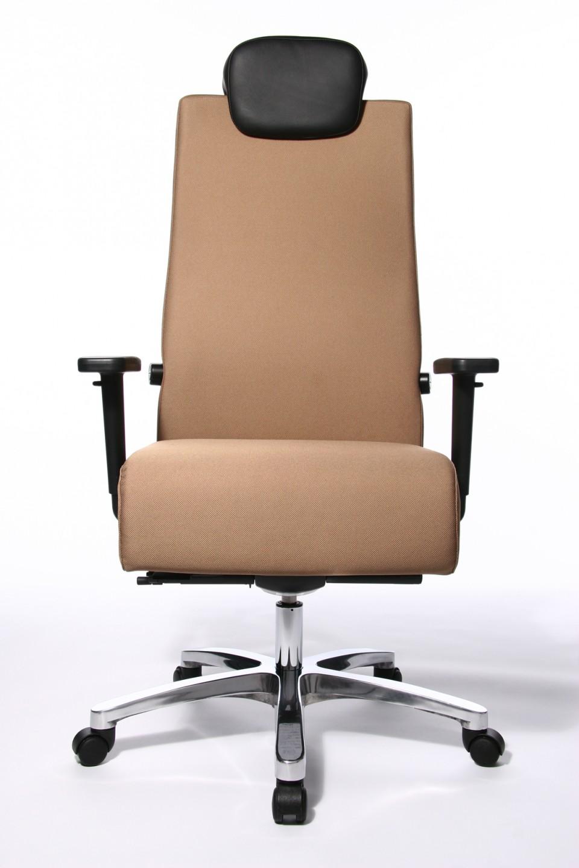 fauteuil de bureau ergonomique big chair. Black Bedroom Furniture Sets. Home Design Ideas