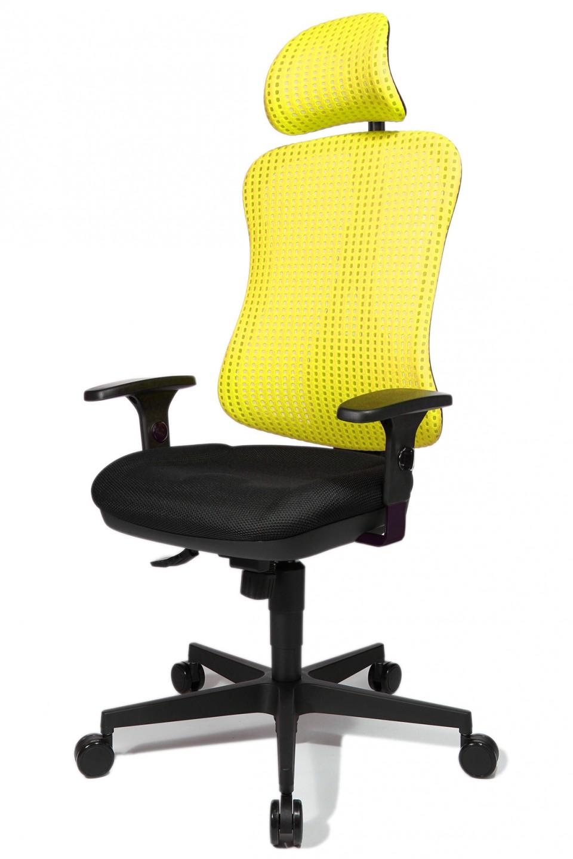 fauteuil de bureau ergonomique ergo color plus. Black Bedroom Furniture Sets. Home Design Ideas