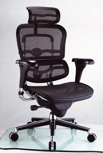 fauteuil de bureau ergonomique tech. Black Bedroom Furniture Sets. Home Design Ideas
