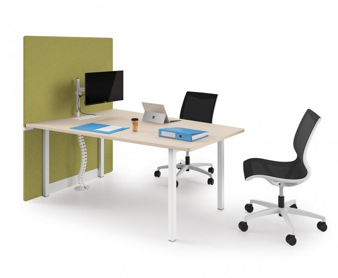 Table connectée Mediacoustic Hauteur 73 cm