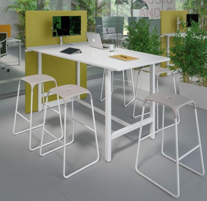 Table Haute connectée Mediacoustic