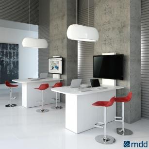 Table connectées - Table Haute Multimedia