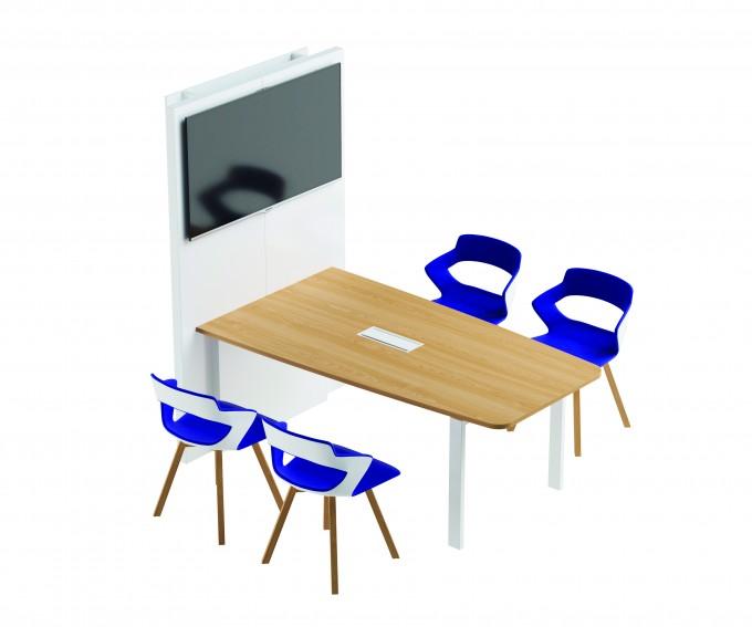 Table Visio Hub Multimedia