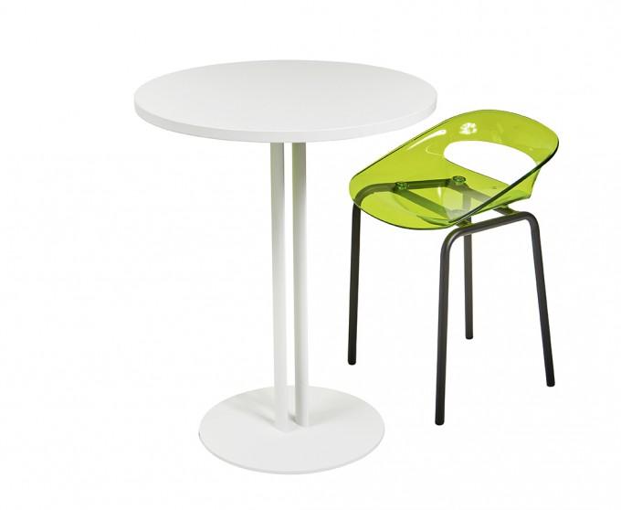 Table ronde Roxane Hauteur 75 cm