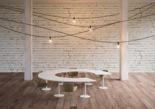 Table de conférence - Table de conférence SPHERE