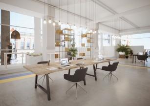 Table de réunion - Table de conférence Industry