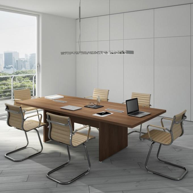 Table de réunion 10 personnes DECIDEUR
