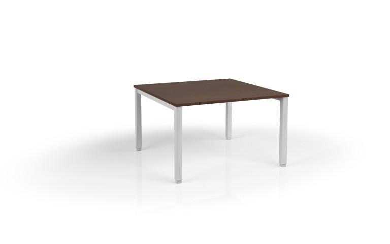 Table de réunion carrée 4 personnes