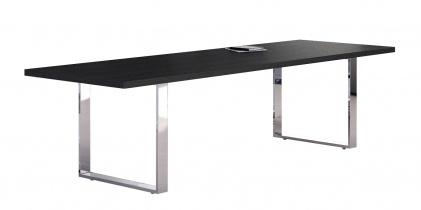 Table de réunion - Table de réunion Flora Métal