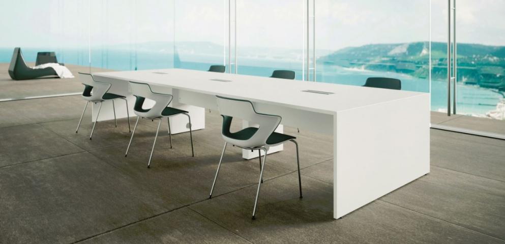 Table de réunion Space