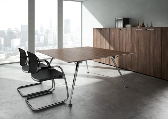 Table de réunion Status