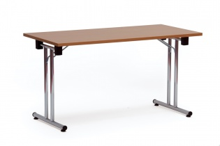 Table pliantes et abattantes - Table pliante empilable Komino