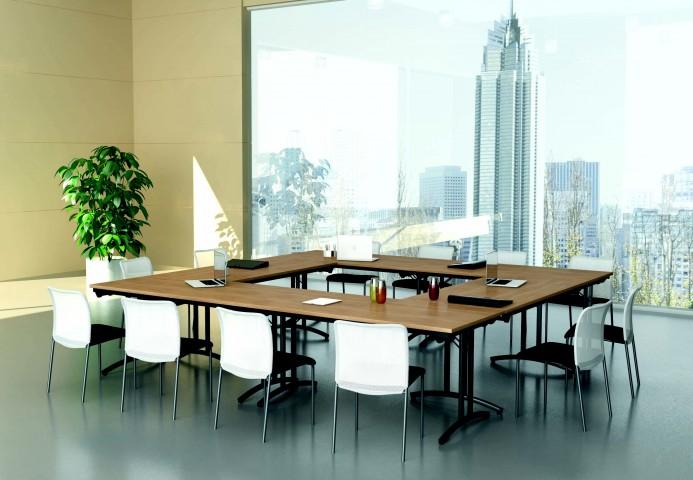 Tables pliantes Confort rectangle