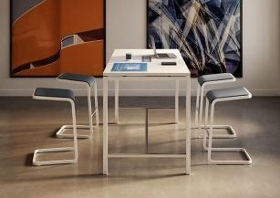 Table Hautes - Table de réunion haute CORE
