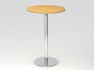 Pause - Table de réunion haute ronde 80 cm