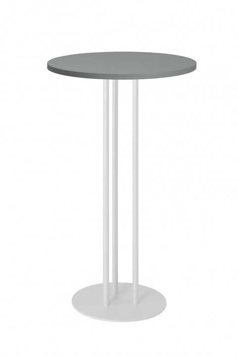 Table haute ronde TRIO