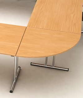 Angle 90° table pliante Karly