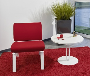 Tables basses - Table basse ronde ROXANE
