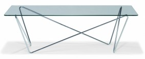 Tables basses - Table Basse Verre