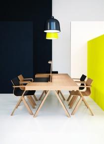Tables de réunion - Table Bench Multi-Confort 4 pers