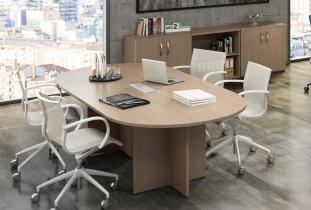 Tables de réunion - Table de réunion 10/12 pers CURVY