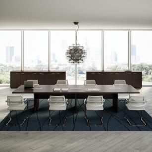 Tables de réunion - Table de réunion 12 personnes DECIDEUR