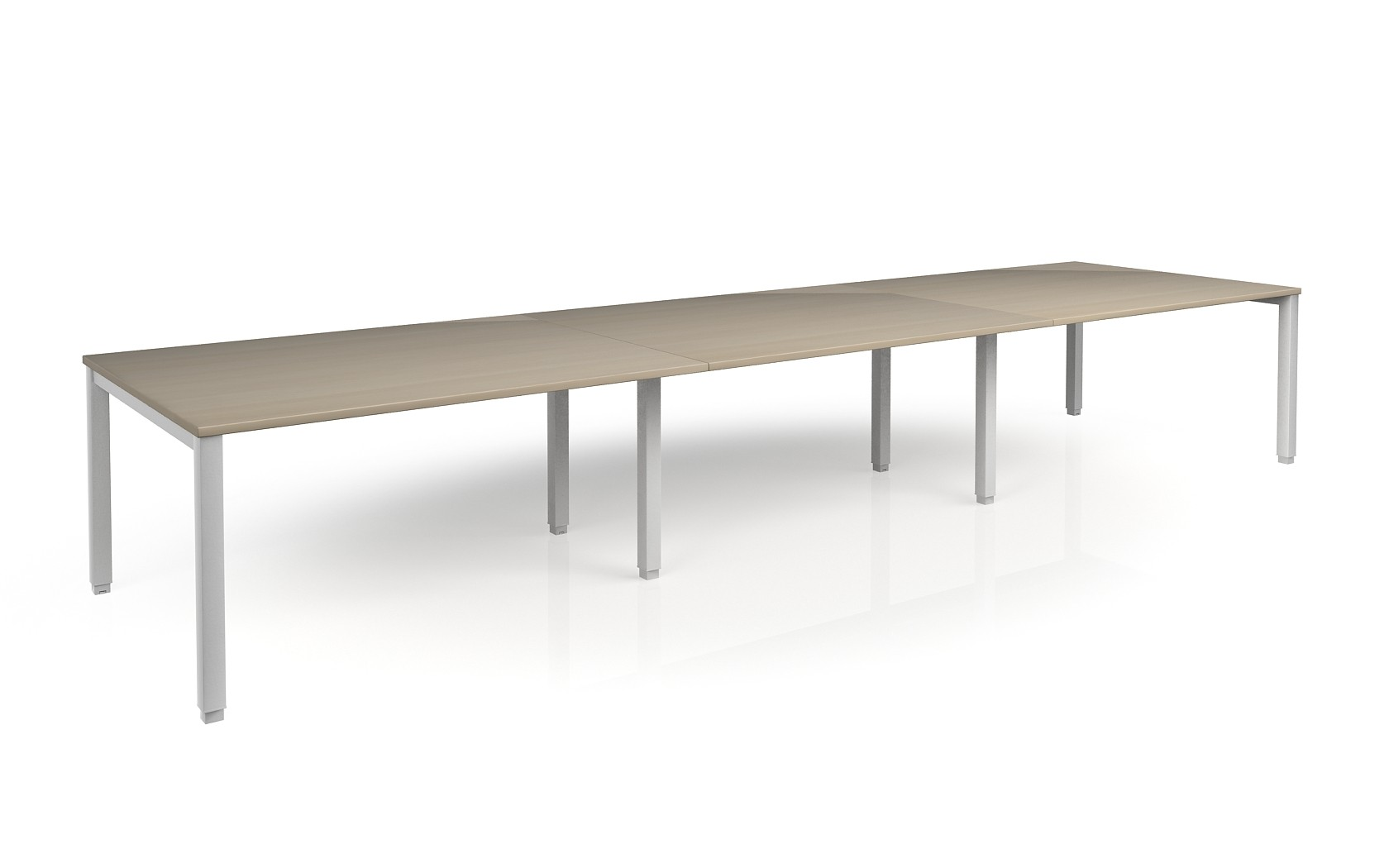 table de r union 14 personnes achat tables de r union 759 00. Black Bedroom Furniture Sets. Home Design Ideas
