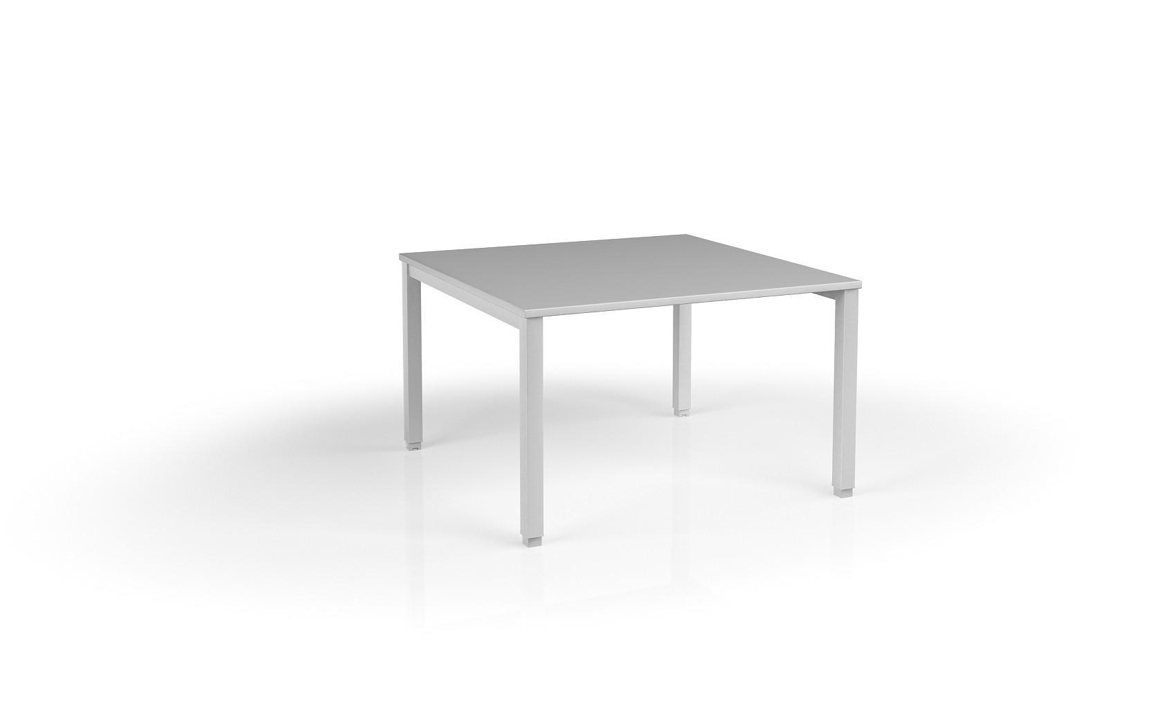 table de r union carr e 4 personnes achat tables de r union 329 00. Black Bedroom Furniture Sets. Home Design Ideas