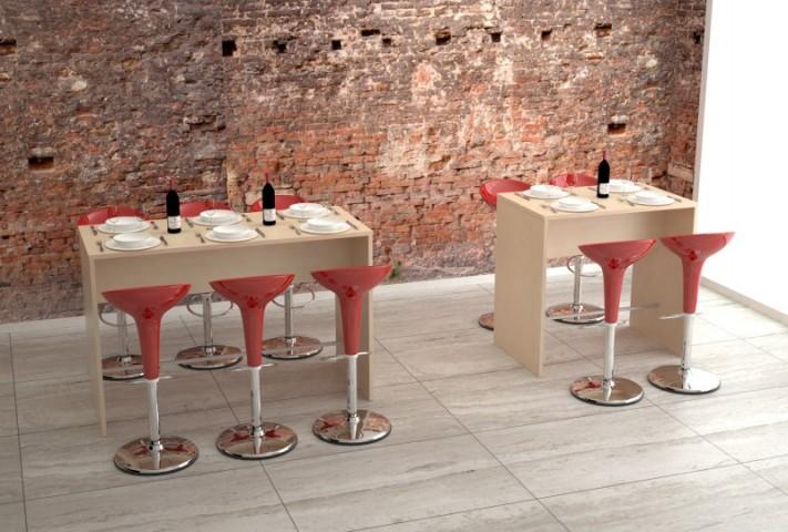 Table de réunion Haute Ideali