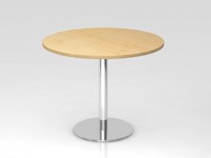 Tables de réunion - Table de réunion ronde de 100 cm